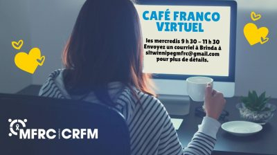 Café franco virtuel matin