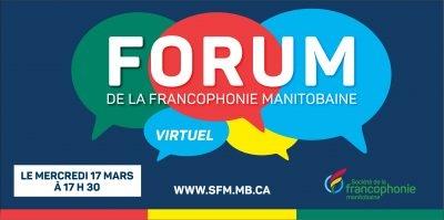 Forum de la francophonie manitobaine