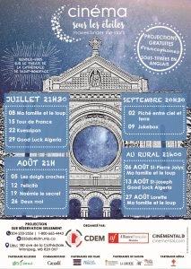 Cinéma sous les étoiles - Saint-Joseph