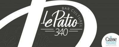 Le Patio 340 - DJ Wanda G & Erin Propp & Larry Roy