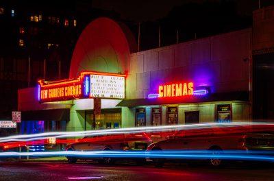 Cinéma et projection